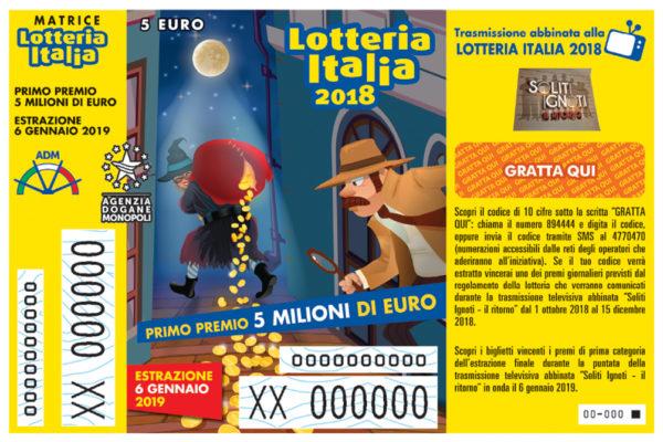 Come funziona la lotteria italia