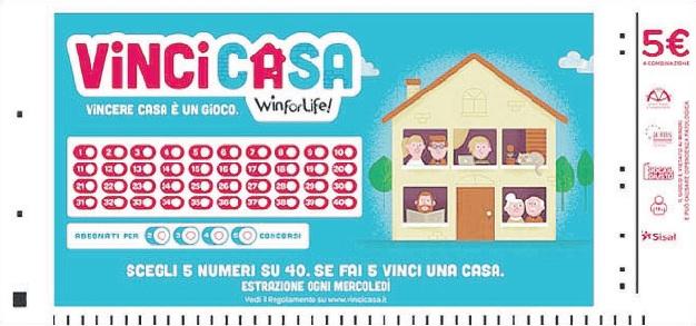 Lotteria VinciCasa